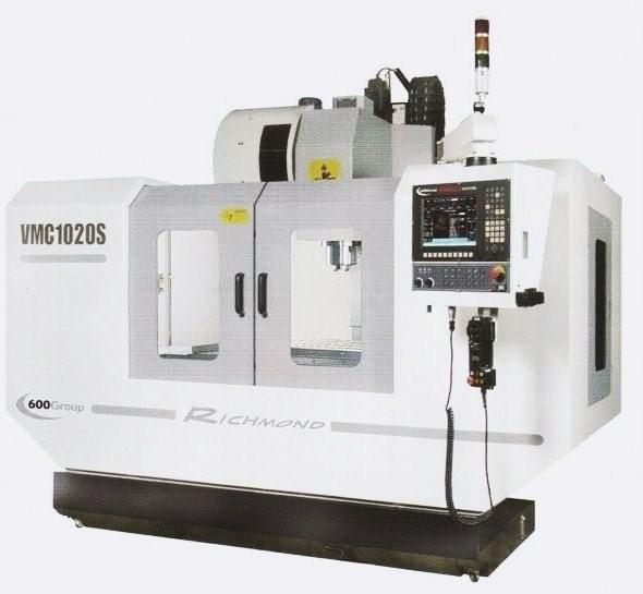 VMC1020S VERTICAL MACHINING CENTRE